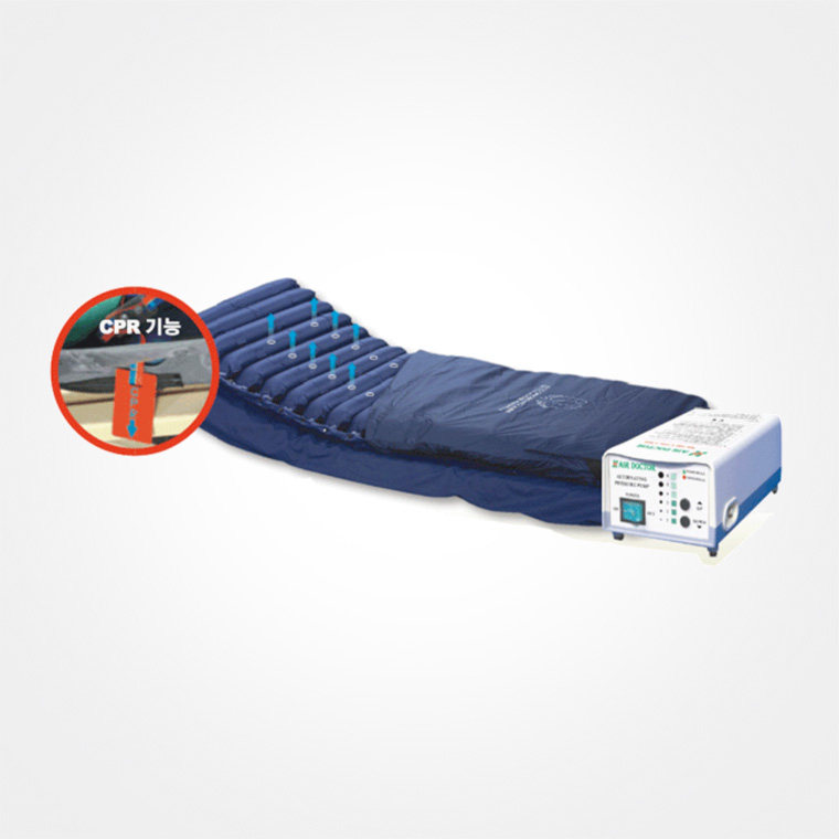 Alternating-Pressure-Overlay-Air-Mattress