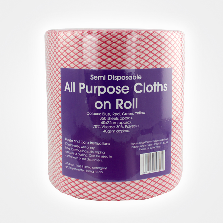 Cleaning-Cloths—Rolls