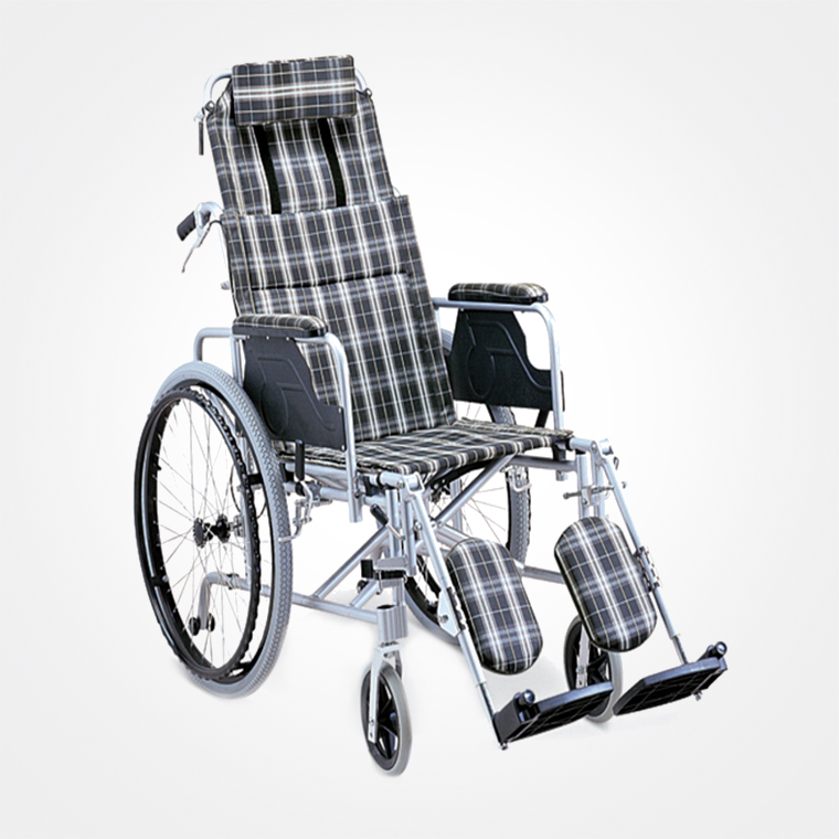 Light-Weight-Reclining-Wheelchair
