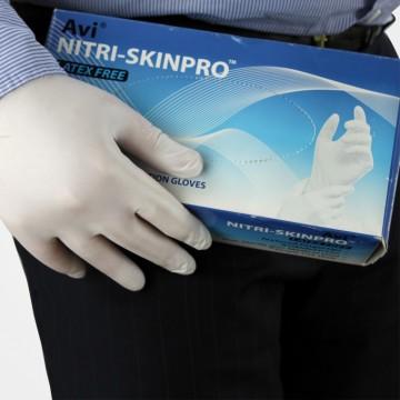 White-Nitrile